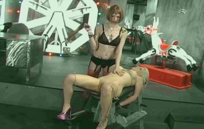 Girls Of Pain part 6 - Kimberly Mayhem