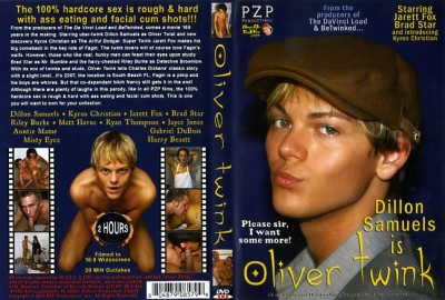Oliver Twink cover