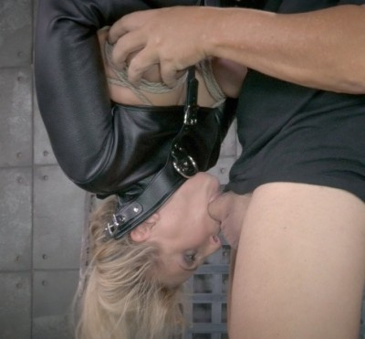 RTB - Milf orgasmblasted on sybian and does inverted deepthroat! - Oct 14, 2014 - HD