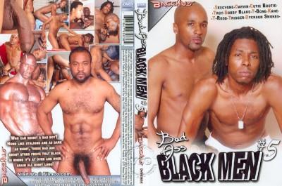Bad Ass Black Men 5 cover