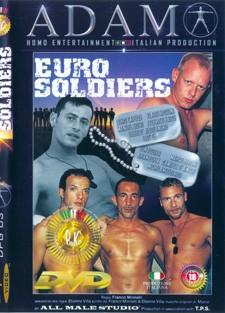 [All Male Studio] Eurosoldiers vol1 Scene #5 cover