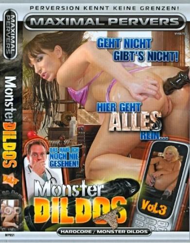 Monster Dildos Vol.3