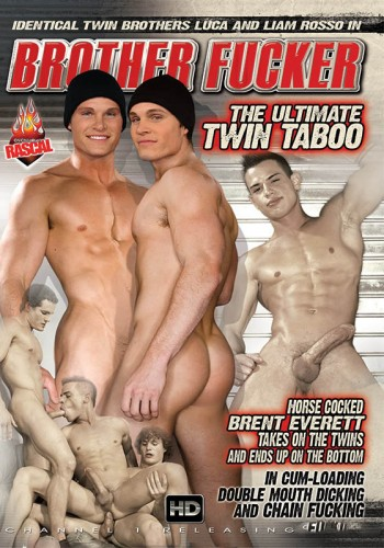 Brother Fucker The Ultimate Twin Taboo cover
