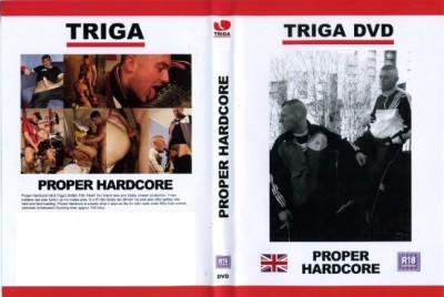 Proper Hardcore cover