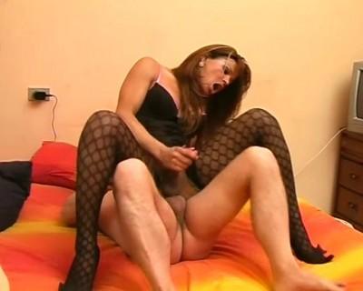 Suck My T-Girl Dick - Scene 1 cover