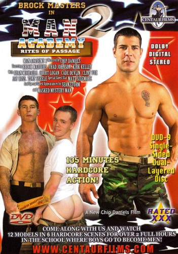 Man Academy 2 - Rites Of Passage (2002) DVDRip cover