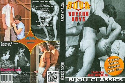 Voyeur Boys (1978) VHSRip cover