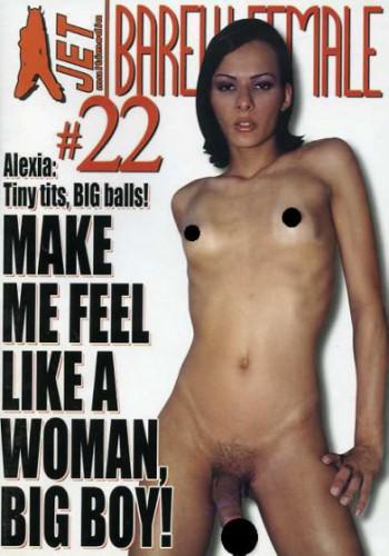 Barely Female vol 22