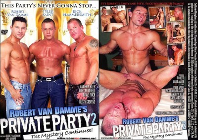 Robert Van Damme – Private Party Two: The Mystery Continues (2008)