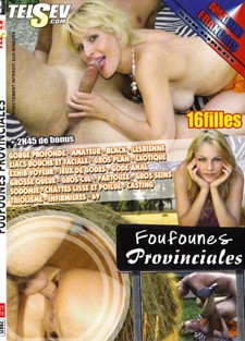 [Telsev] Foufounes provinciales Scene #1 cover