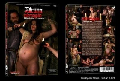 Modern Interrogatio - Alruna-Mittelalterliche Hexentour cover