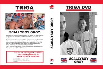 ScallyBoy Orgy cover