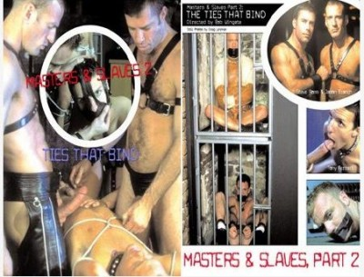 Masters and Slaves 2: Opposite Attractions & Ties That Bind  ( Bound & Gagged ) cover