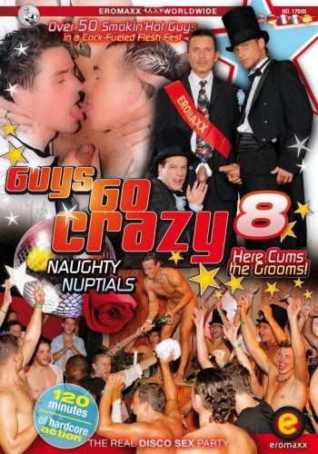 Guys Go Crazy 8 Naughty Nuptials cover