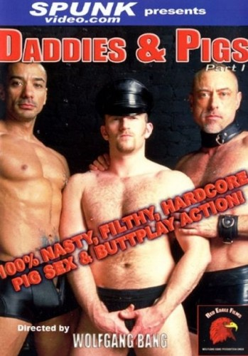 Daddies & Pigs 1 cover