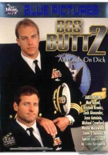 Das Butt Part 2: All Hands on Dick / Hollywood Sales / 1998 cover