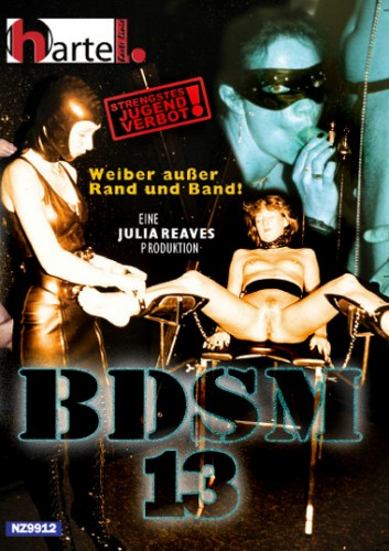 [Julia Reaves] Bdsm # 13 cover