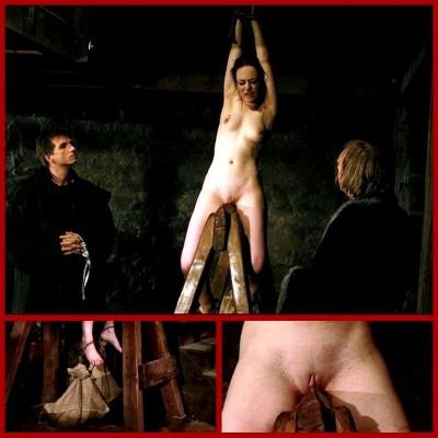 Mathilda Endures Extreme Pussy Torment Part 1 - BrutalDungeon