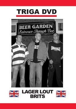 Trigafilms - Lager Lout Brits cover