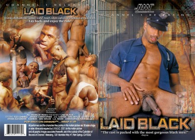 Laid Black (1999) cover