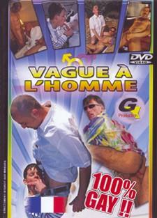 [Telsev] Vagues a l homme Scene #3 cover