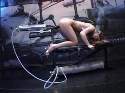 Machine Sex Scene 1 Cheyenne Lacroix cover