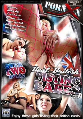 Real British Fisting Babes Vol.1 cover