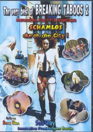 The Very Best Of Breaking Taboos - part 2 - Schamlos durch die City cover