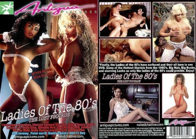 Ladies Of The 80's The Lost Footage (1980) DVDRip cover