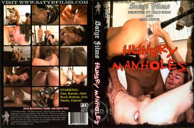 Hungry Manholes cover