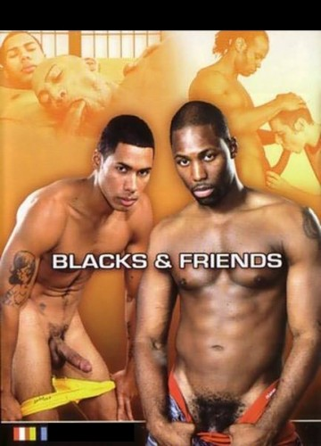Black and his Friends