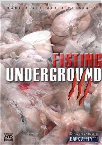 Fisting Underground 3 cover
