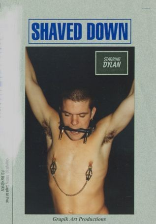 Shaved Down cover
