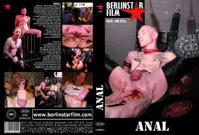 Anal cover