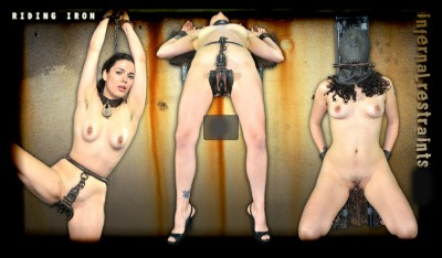 Infernalrestraints - Mar 2, 2012 - Riding Iron - Zayda J