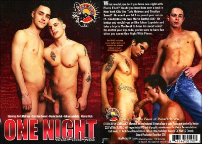 One Night With Pierre Fitch