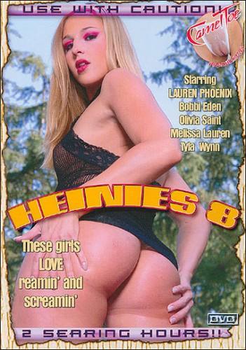 Heinies vol8 cover