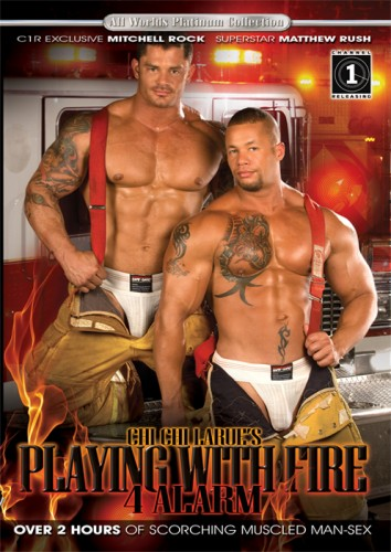Playing With Fire 4 cover