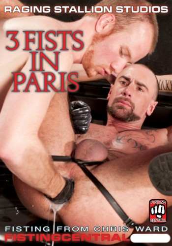 Fistpack vol.30 3 Fists in Paris cover