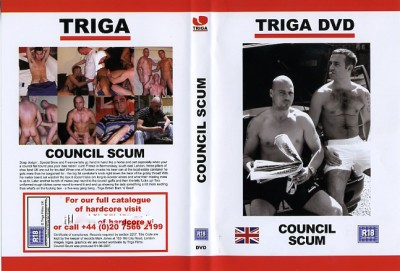 Council Scum cover