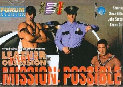 Forum Studios - Leather Obsession 5: Mission - Possible cover