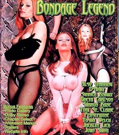 Eve Ellis Bondage Legend cover