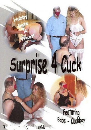Surprise For Cuck cover