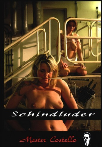 Schindluder cover