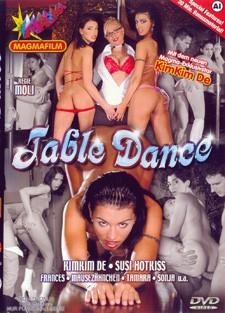 [Magma] Table dance Scene #1