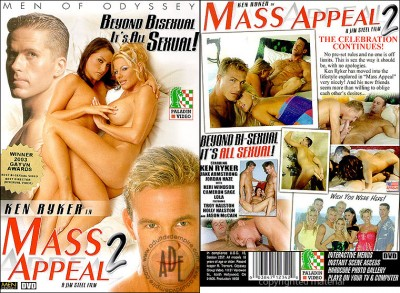 Mass Appeal 2 (2003) cover