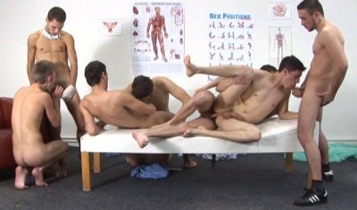 Raw Gangbang Therapy cover