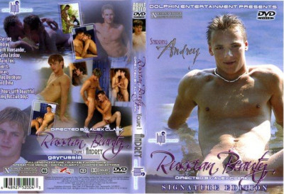 Russian Beauty vol.1 Andrey cover