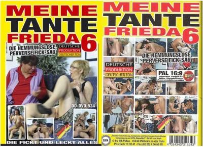 Meine Tante #6 - Frieda (2012) DVDRip cover