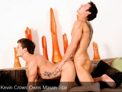 Kevin Crows Owns Mason Star cover